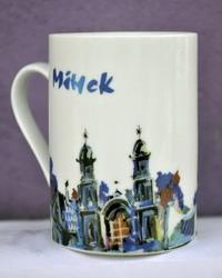 Дэкаратыўны кубак. Стары Менск / The Old Minsk