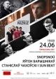 Квіток на канцэрт 24.06 NIZKIZ + SnopSnoǔ, Барышнікаў, Чахоўскі