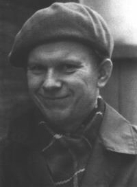 Васіль Быкаў у Сафіі, Баўгарыя, 1966 год, фота Н. Вылчава