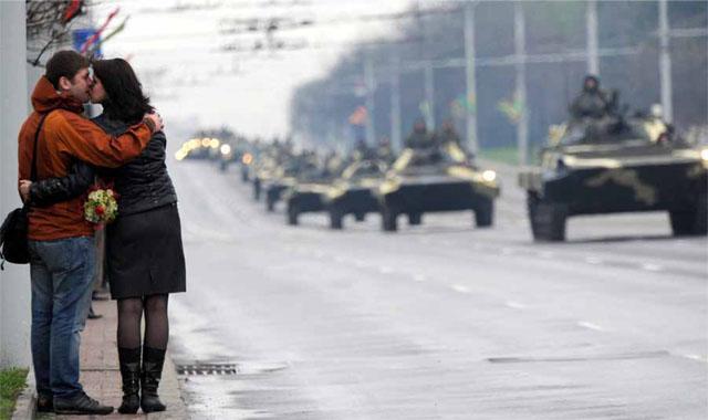 Прэс-фота Беларусі 2011