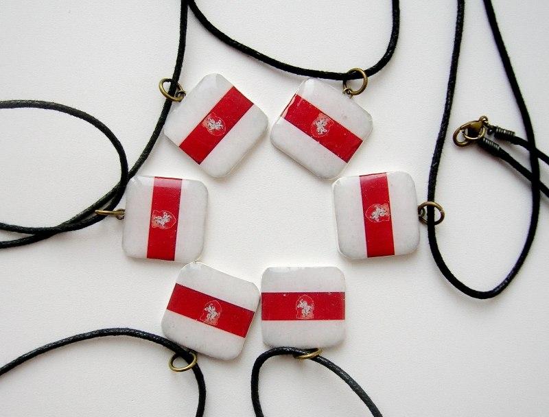 Кулён handmade нацыянальны герб