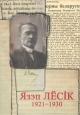 Лёсік Язэп. 1921–1930: Збор твораў