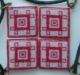 Кулён handmade з элементам нацыянальнага арнаменту (сымбаль продкаў)